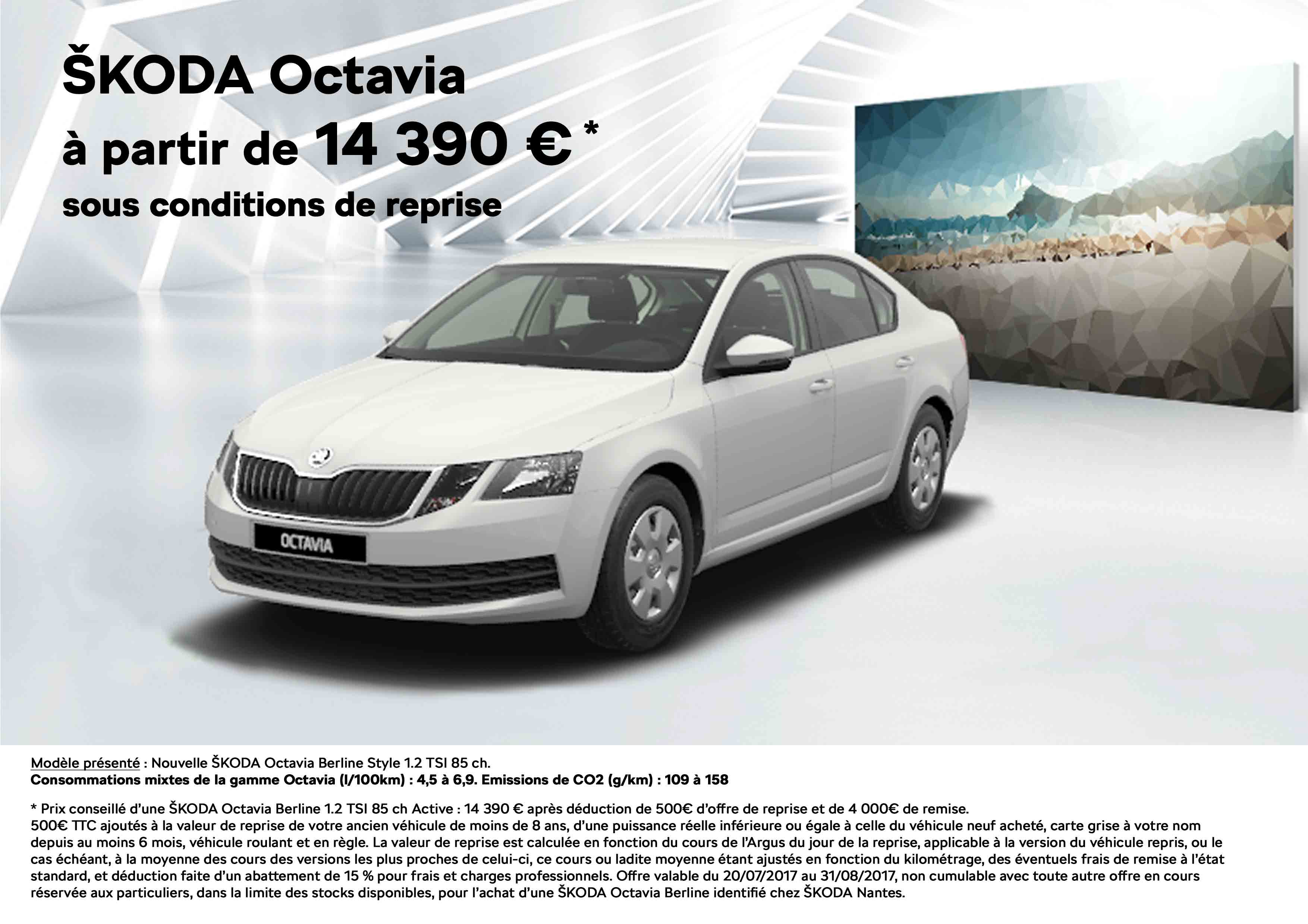 promotion voiture skoda neuve nantes. Black Bedroom Furniture Sets. Home Design Ideas