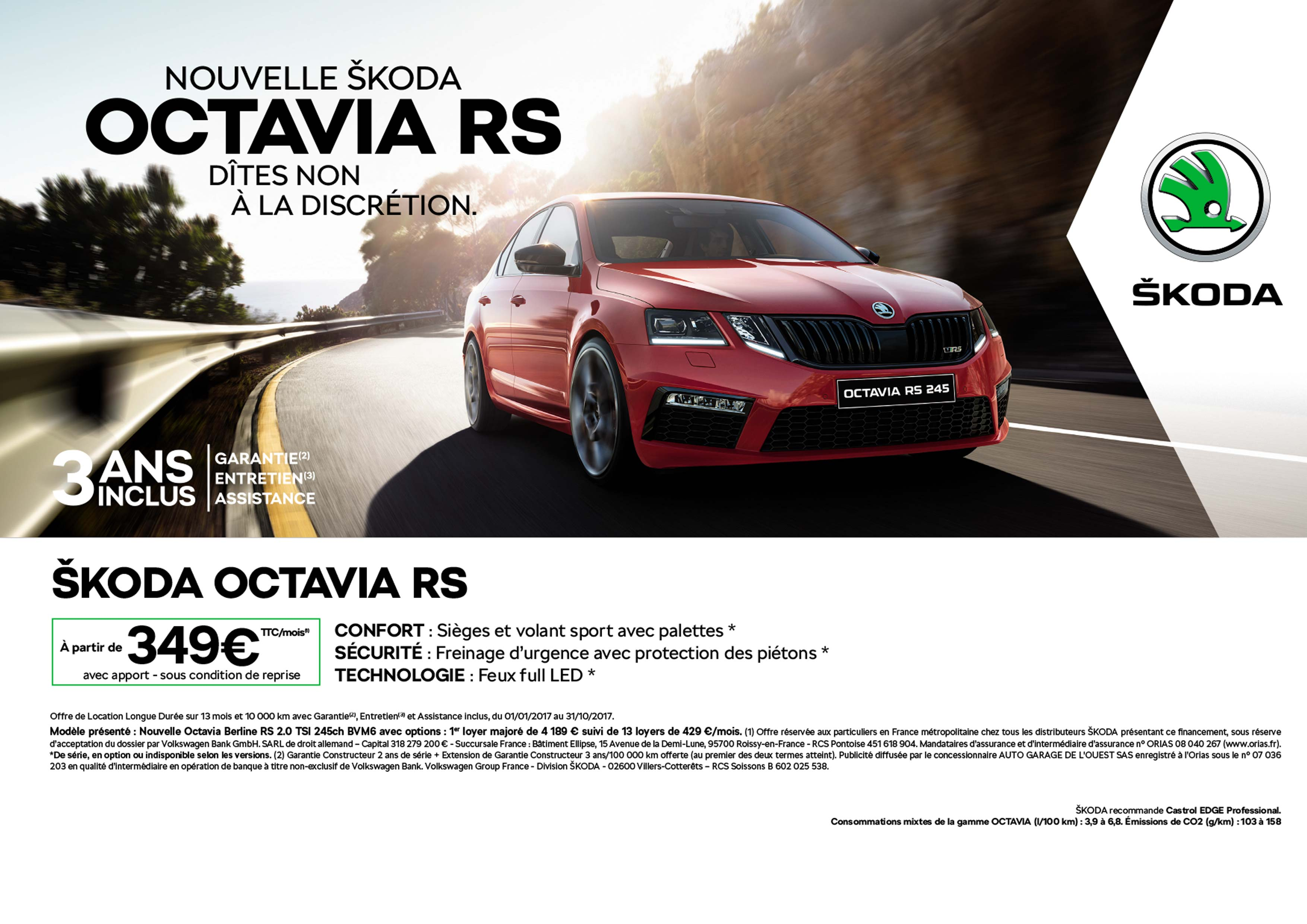 promotion voiture skoda neuve rennes. Black Bedroom Furniture Sets. Home Design Ideas