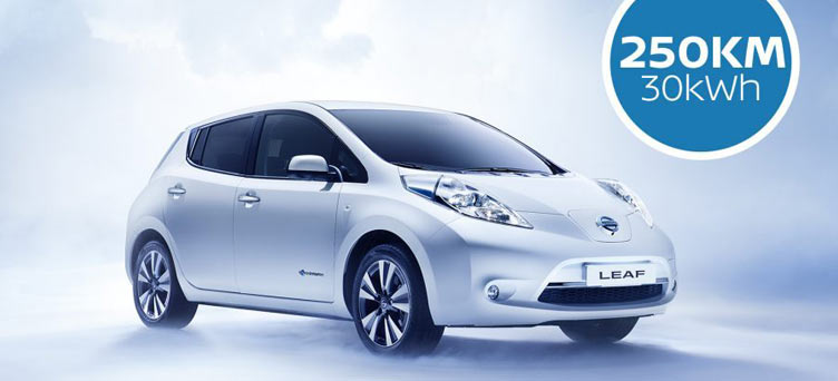Offre Nissan Leaf 30kWh