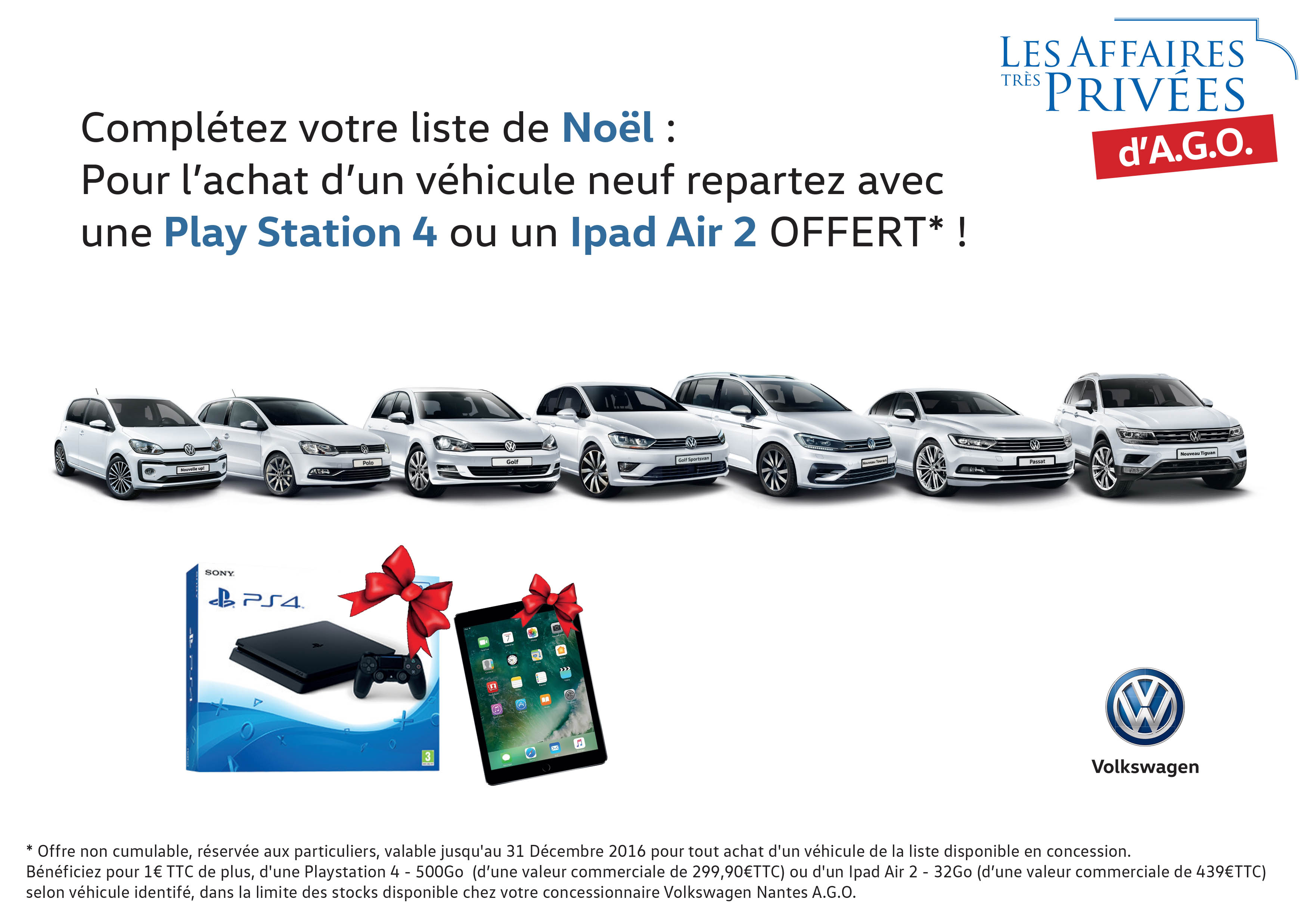 promotions v hicules neufs promotions chez votre concessionnaire volkswagen nantes. Black Bedroom Furniture Sets. Home Design Ideas