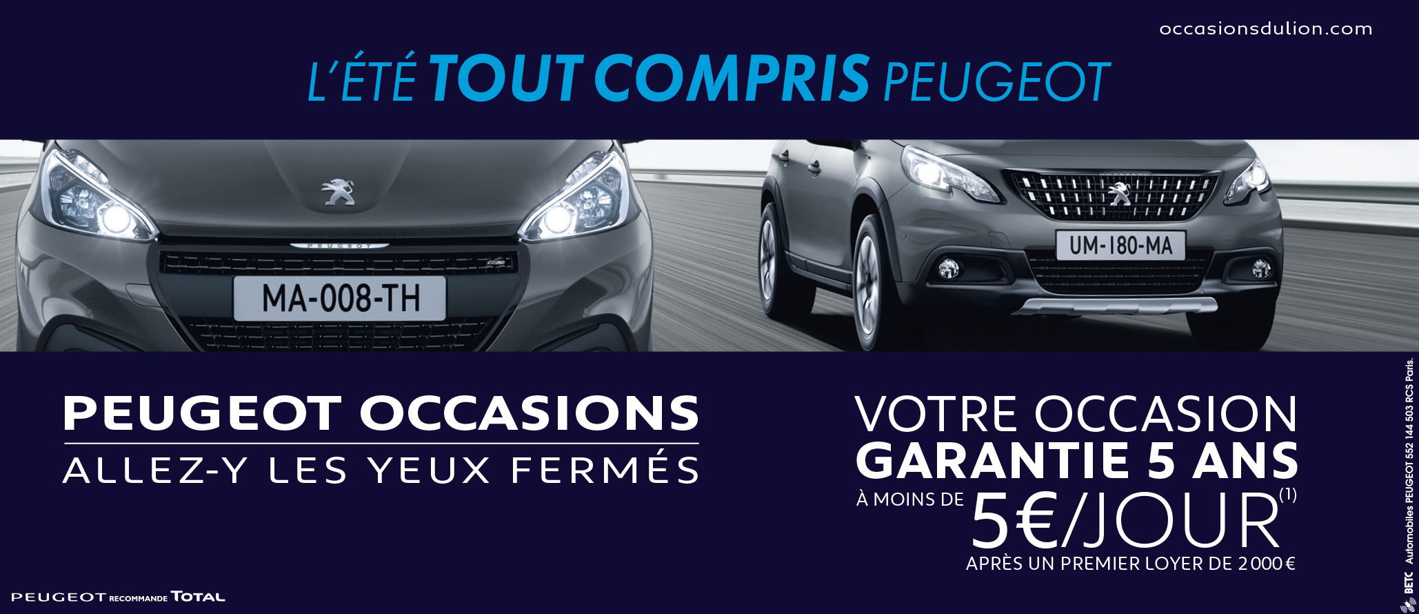 promotions occasion promotions chez votre concessionnaire peugeot nimes. Black Bedroom Furniture Sets. Home Design Ideas
