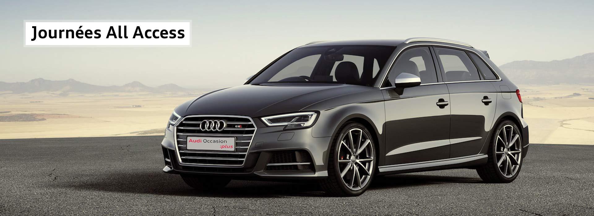 Audi All Access – Idée d'image de voiture