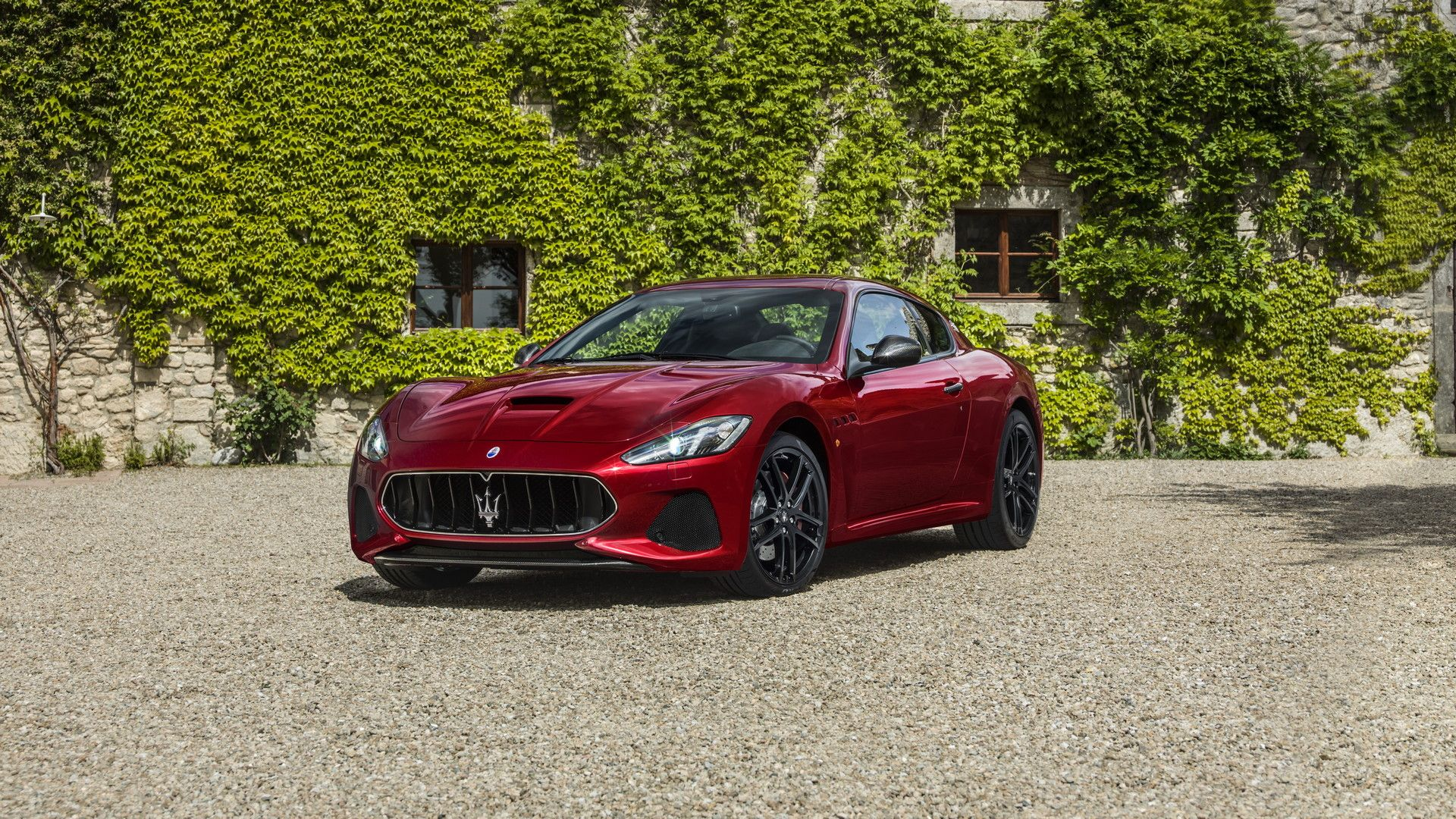 maserati granturismo 2018 maserati le v sinet. Black Bedroom Furniture Sets. Home Design Ideas