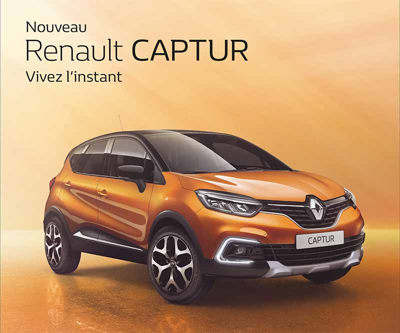 nouveau renault captur renault chatou. Black Bedroom Furniture Sets. Home Design Ideas