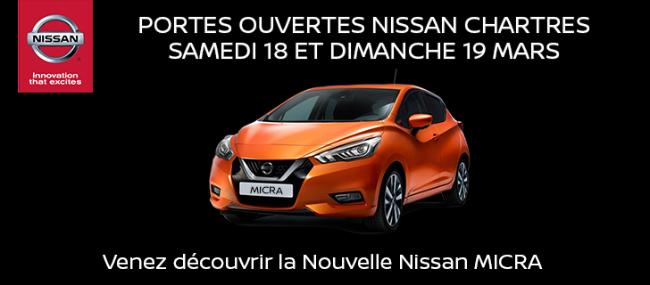 nouvelle nissan micra nissan chartres. Black Bedroom Furniture Sets. Home Design Ideas