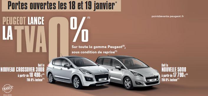 Peugeot lance la tva 3008 et 5008 groupe metin for Garage peugeot metin nemours