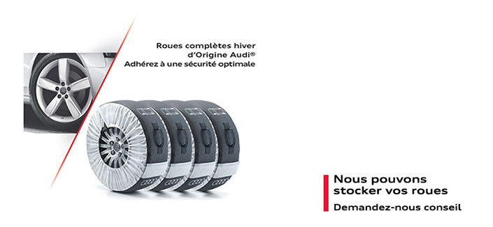 pneus et roues compl tes hiver origine audi chartres olympic auto. Black Bedroom Furniture Sets. Home Design Ideas