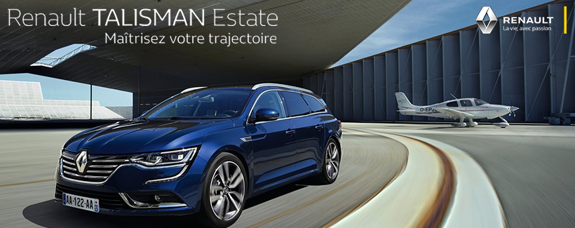 renault talisman estate renault chartres. Black Bedroom Furniture Sets. Home Design Ideas