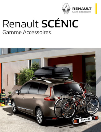 catalogues accessoires renault renault maintenon maintenon. Black Bedroom Furniture Sets. Home Design Ideas