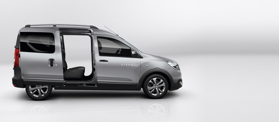 nouveau dacia dokker stepway dacia chateaudun chateaudun. Black Bedroom Furniture Sets. Home Design Ideas