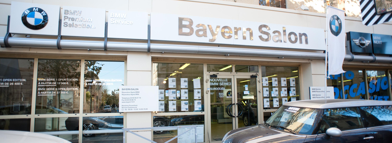 Concession bmw aix en provence bmw bayern for Garage bmw bayern marignane